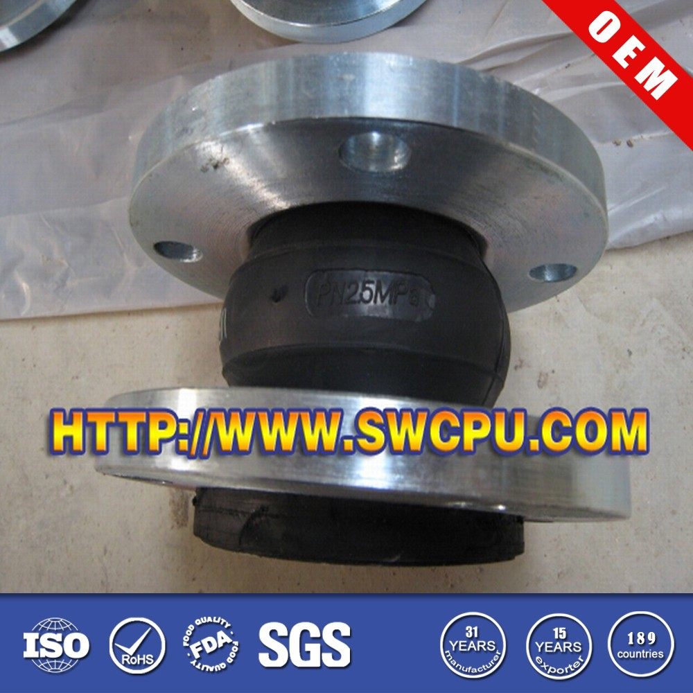 Nonstandard black rubber expansion joint price