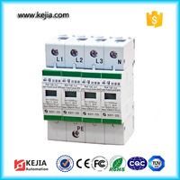 Class c 20kA Three Phase Surge Protector/Din Rail Surge Suppressors