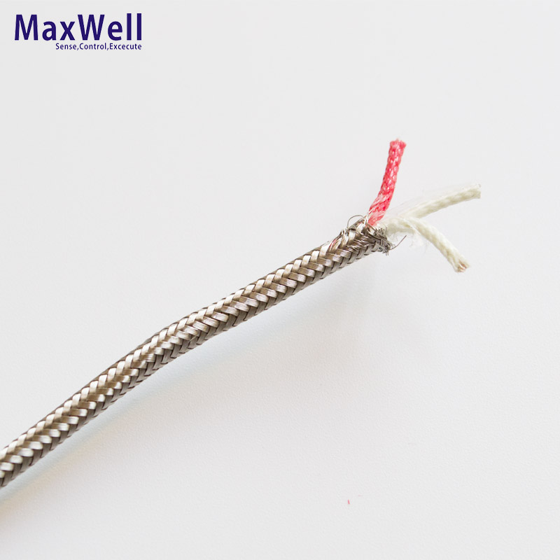 thermocouple k heating cable for high temperature