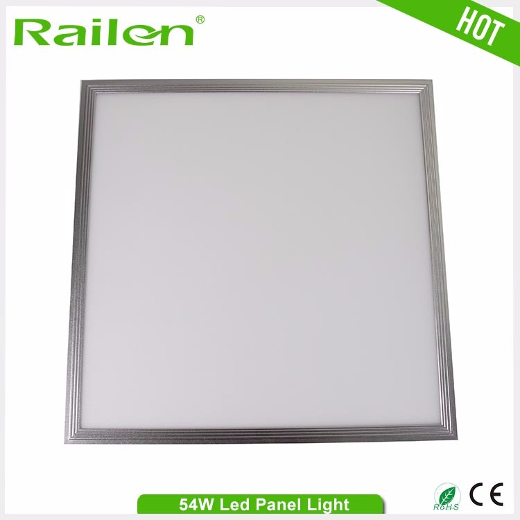 Top quality custom design high efficiency 600 600mm led panel lights