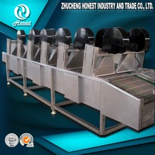 Hot Sale Fruit Pulp Processing Machinery , Industrial Fruit and Vegetable Washing Machine Price