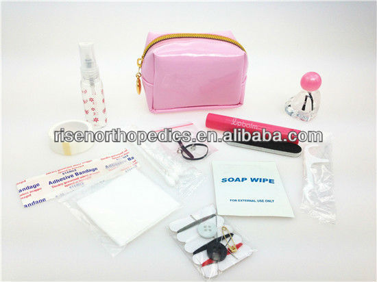 lady beauty and persoanl care kit CE ,FDA, ISO Factory