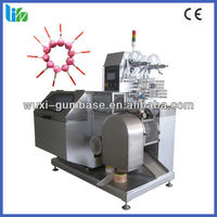 candy twist wrapping machine lollipop packing packaging machine