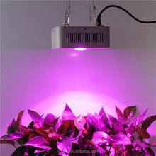 The new chip + lens 1 * 200w most suitable for plant growth Cob Led grow light