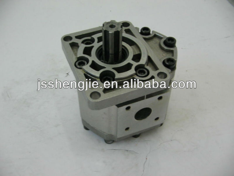 Z0504 CBN-*5 series single gear pump/ hydraulic aluminum gear pump for tamping machine, tractor, harvesting machine