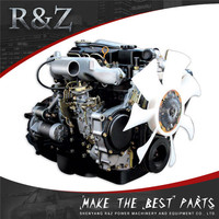 2015 new design low price water cooled 650cc engine for Nissan QD32T