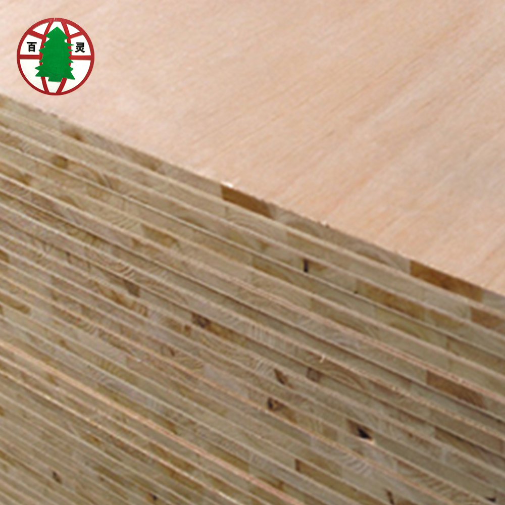 Factory Price Furniture Use 18mm Block board From Bailing