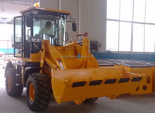 wheel loader payloader earth moving machine ZL920