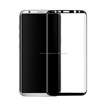 For Samsung Galaxy S8 tempered glass screen protector / Full Cover 3D curved s8 plus tempered glass