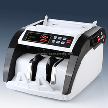 Loose Note Counter Mix Value Counting Machine For Indian Rupee