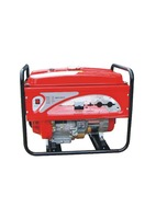 100% copper air cooled single cylinder 4 stroke recoil/electric start groupe electrogene gasoline generator 2KW 2.5KW 3KW 5KW