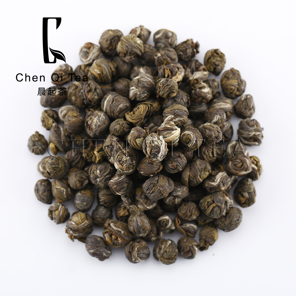 china flower tea jasmine flower tea dried jasmine dragon pearl tea