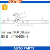 guten top radiator tank cover and water tank and car parts for toyota OEM: 17700-54G00