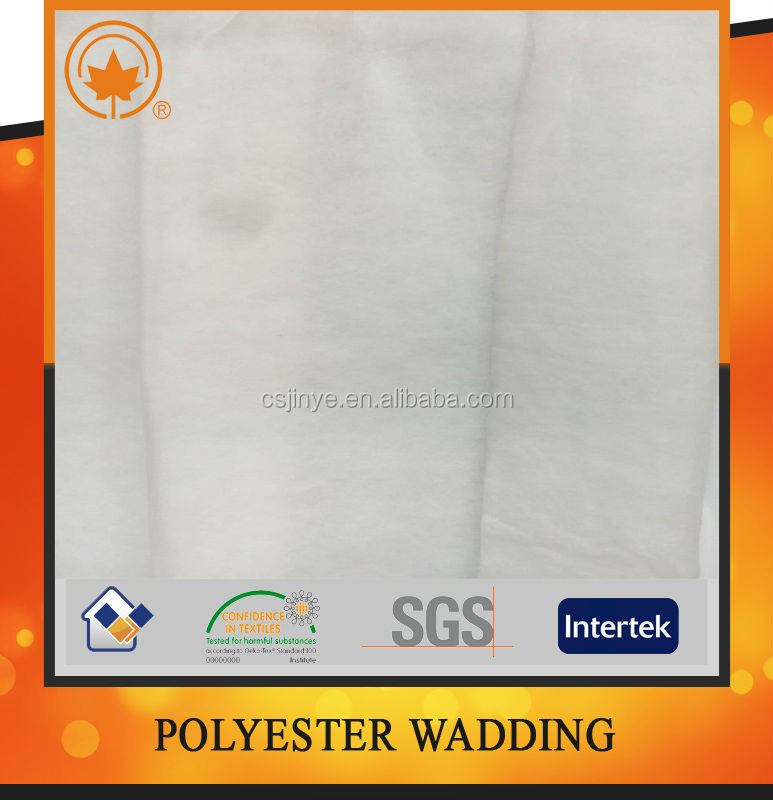 Products China 100% silk batting with great service