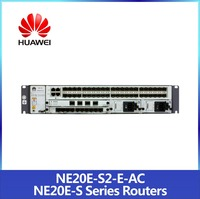 Cheap Price HUAWEI NE20E-S2E Dual Wan Load Balance Router supports 2 PICs