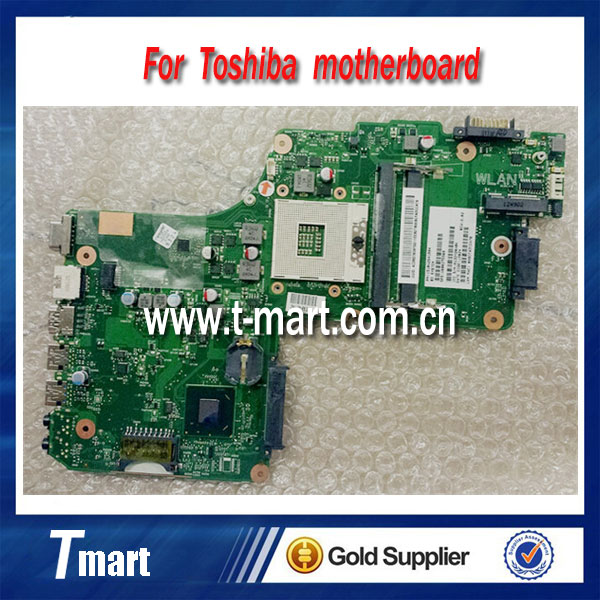 Original laptop motherboard V000275560 for Toshiba Satellite C850 C855 fully tested working well