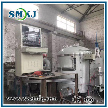 Vacuum heat treatment quenching furnace, vacuum bright heating