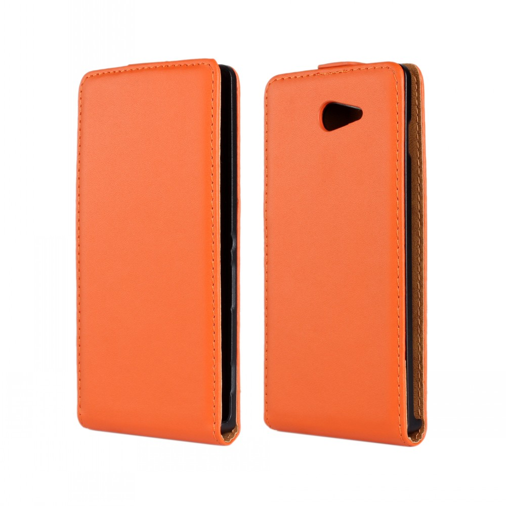 Mobile Accessories Leather Case Phone Cover for Sony Xperia M2 M2 Dual Flip Couqe Etui Fundas Carcasas Capa
