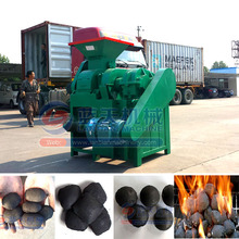 Honeycomb Ball Anthracite Coal Dust Briquette Press Briquetting Machine