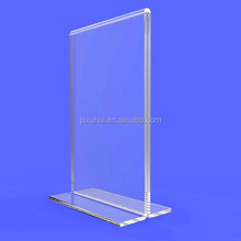 Hotsale Vertical Stand-Up Acrylic Sign Holder 8.5x11