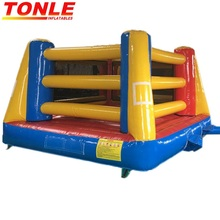 large boxing inflatable wrestling/ boxing ring sport game for kids and adult