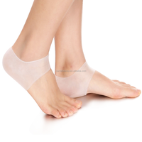 Silicone Heel Protect Relief Heel Pain