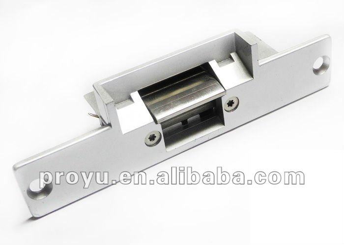 12V electric door lock electric strike lock with timer