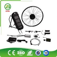 CZJB-92C 36v 250w rear wheel ebike conversion kit with battery