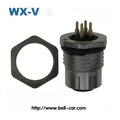 female socket products machinery waterproof electrical wires 4 way 1551503