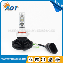 Excellent quality 9004 9005 9006 6000 lumens pilot truck lights