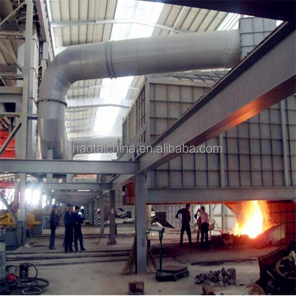 5t brass induction metal furnace