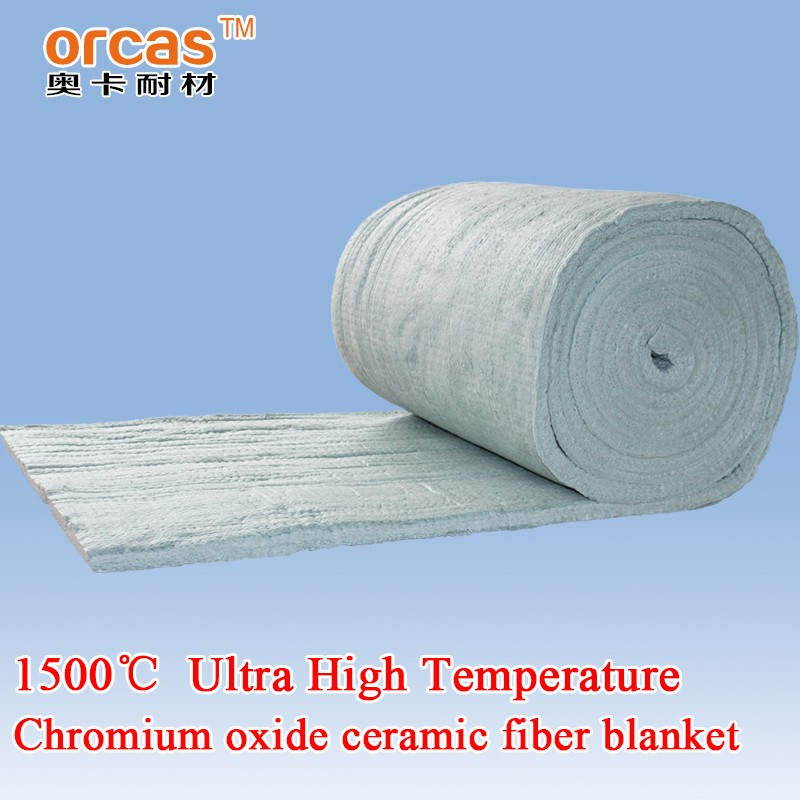1500 Chromium oxide ceramic fiber blanket wool