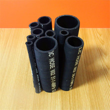 SAE 100 R1 R2 High pressure hydraulic rubber hose factory