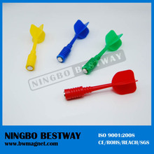 promotional safety magnetic darts board toy for kids