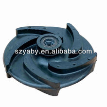 Best Quality Submersible pump rubber open impeller