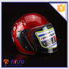 Beautiful China red summer motorcycle full-face helmet for sale