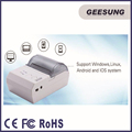 Pocket Model 58mm Bluetooth Thermal Receipt Printer For Android/IOS Mobile