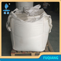 China manufactory pp woven recycled 1.5 ton cement super jumbo bags sacks for sale