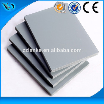PVC Plastic for Construction Material Partition Wall 2015 Pvc Formwork Board