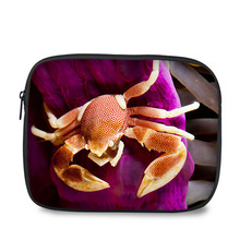 New arrival crab design octopus print universal tablet pouch shockproof tablet case for 10.1 inch