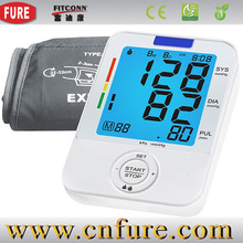 Portable Wrist Blood Pressure Meter Smart Home Electronic Automatic Digital Wrist Blood Pressure Monitor