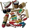 Hot sale wooden maraca,High Quality wooden Musical Instrument,2014 New wooden musical toys