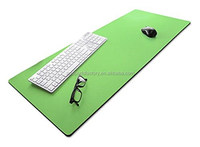large deck gaming mouse pad 37*15inch neoprene 6mm padded computer accessory
