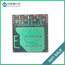 Immersion silver usb flash drive rohs board tablet pcb