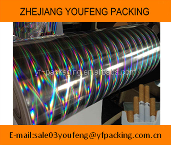 glossy paper , laser transfer paper , for cigarette packing