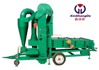 5XF-5D wheat seed cleaning agriculture machine