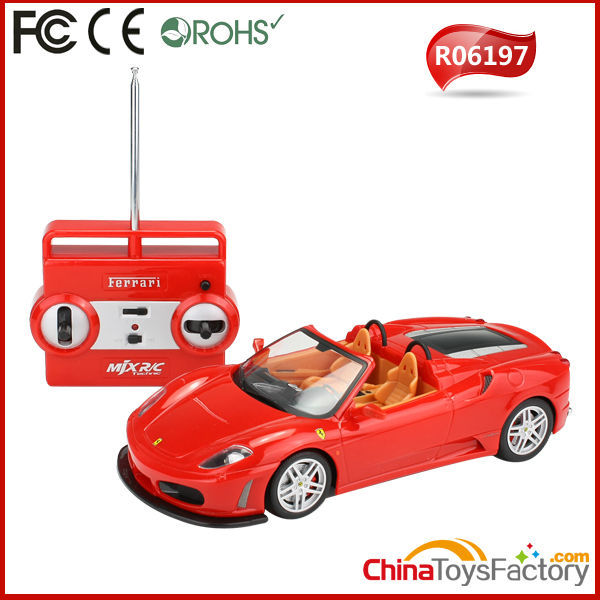 R06197 1 20 Scale 4CH High Speed Remote Control Car HSP RC Car