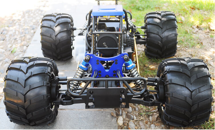 1:5 rc monster truck large scale rc toys & hobbies for sale