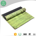Custom Printed ECO Rubber Yoga Mats Wholesale From China