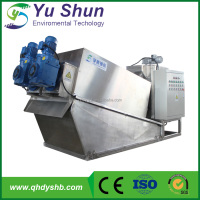 TDL102 Chemical Sewage Screw Sludge Dewatering